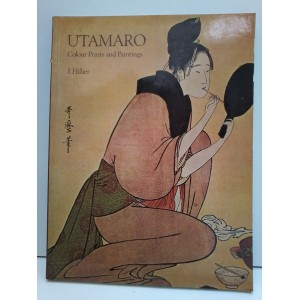 Utamaro. Colour prints and paintings