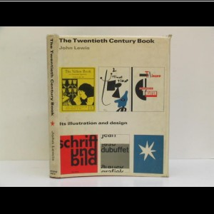 The twentieth Century Book. Its illustration and design