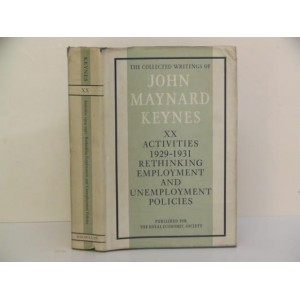 Rethinking Employment and Unemployment Policies. Activities 1929-1931