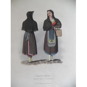 SERVANT GIRLS OF SALAMANCA